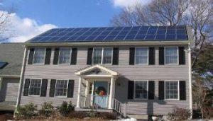 ذخیره انرژی جمع آوری شده توسط سیستمهای خورشیدی در ساختمان